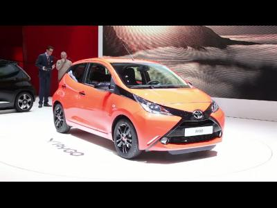 Genève 2014 : Toyota Aygo