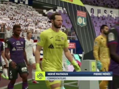 Toulouse - OL : notre simulation sur FIFA 20