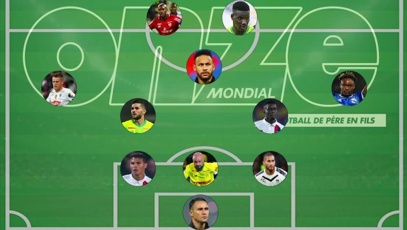Ligue 1 : l'équipe-type du mois de septembre pour Smail Bouabdellah