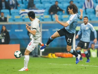 Copa America 2019 : le résumé et les buts d'Uruguay-Japon