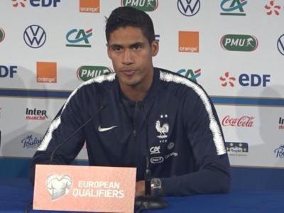 """Equipe de France : """"On veut montrer un haut niveau de jeu"""""""