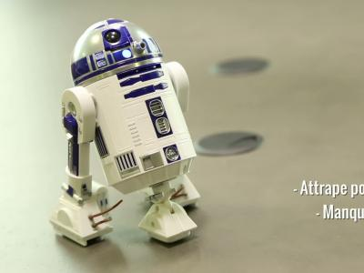R2-D2 : notre test en 30 secondes du jouet Sphéro