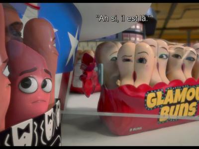 Sausage Party en DVD et Blu-ray, deuxième extrait des bonus