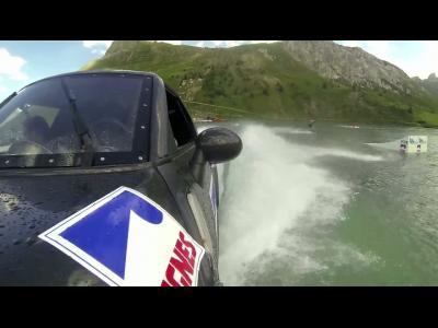 Guerlain Chicherit réinvente le ski nautique avec son Countryman