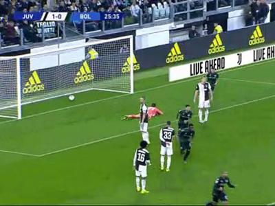 Juventus - Bologne : les buts et le résumé de la rencontre