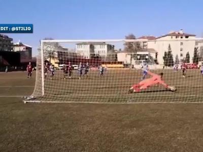 Deux gardiens stoppent trois fois le même penalty en Turquie