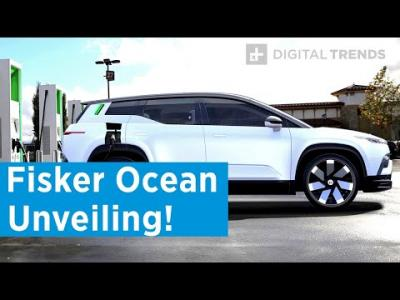 Fisker Ocean : le concurrent de la Tesla Model Y en vidéo