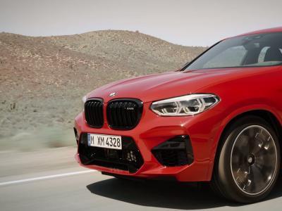 BMW X4 M : la vidéo officielle de présentation de sa version Compétition