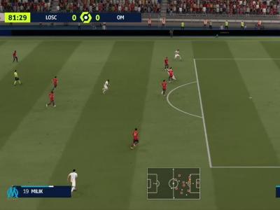 LOSC - OM : notre simulation FIFA 21 (28ème journée de Ligue 1)