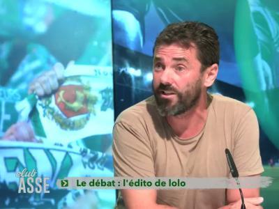ASSE : l'edito de Laurent Hess sur les Verts version Claude Puel