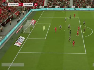 Bayer Leverkusen - 1. FC Cologne sur FIFA 20 : résumé et buts (Bundesliga - 32e journée)