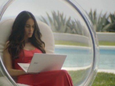 Megan Fox, Bombe À Tête Chercheuse