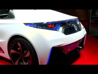Honda EV-STER - Mondial 2012