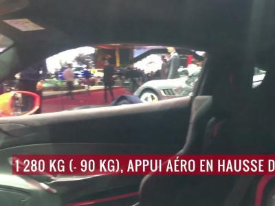 La Ferrari 488 Pista en vidéo depuis le salon de Genève 2018