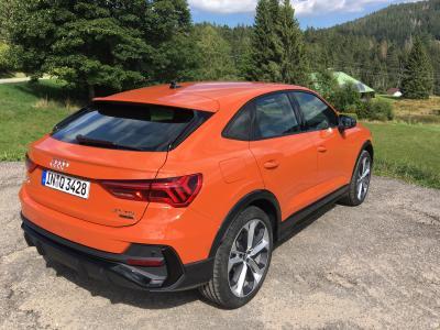Audi Q3 Sportback : essai vidéo du rival du BMW X2